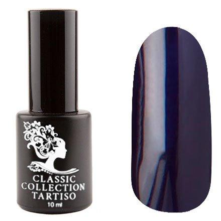 Tartiso, Гель-лак - Classic TCL-84 (10 мл.)Tartiso <br>Гель-лак, чернильно-синий, глянцевый, плотный<br>