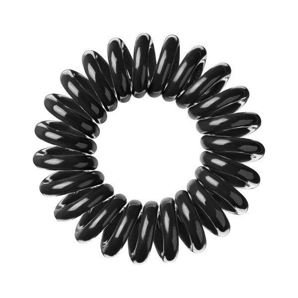 Invisibobble, Резинка-браслет для волос - Power True BlackРезинка-браслет Invisibobble<br>Резинки для волос Invisibobble черные (3 шт.)<br>