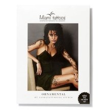 Miami Tattoos, Переводные тату - Ornamental by Sasha Tattooing Studio