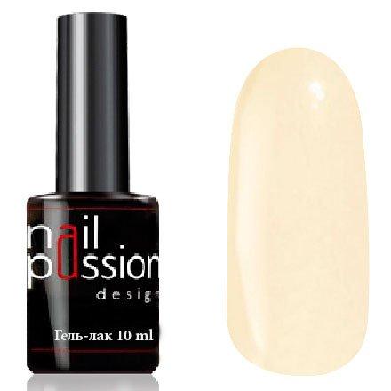 Nail Passion, Гель-лак - Доверчивость 3010 (10 мл.)Nail Passion<br>Гель-лак,светло-бежевый, глянцевый, плотный<br>