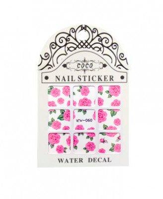 Coco, Nail Sticker - Слайдер-дизайн LW-060Слайдер-дизайн Coco<br>Слайдер-дизайн<br>