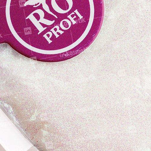 Rio Profi, Зеркальная втирка - Белый с зеленым отливом V322 (3 гр.)Зеркальная втирка<br>Зеркальная втиркаЗвездная пыль в пакете<br>