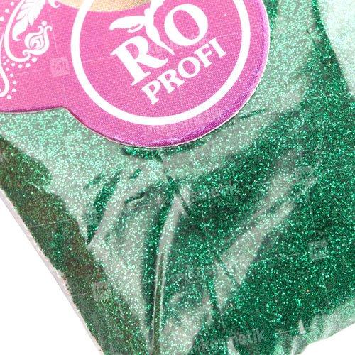 Rio Profi, Зеркальная втирка - Зеленый В0602 (3 гр.)Зеркальная втирка<br>Зеркальная втиркаЗвездная пыль в пакете<br>