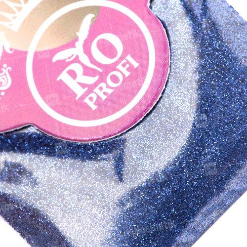 Rio Profi, Зеркальная втирка - Сине-фиолетовый B0715 (3 гр.)Зеркальная втирка<br>Зеркальная втиркаЗвездная пыль в пакете<br>