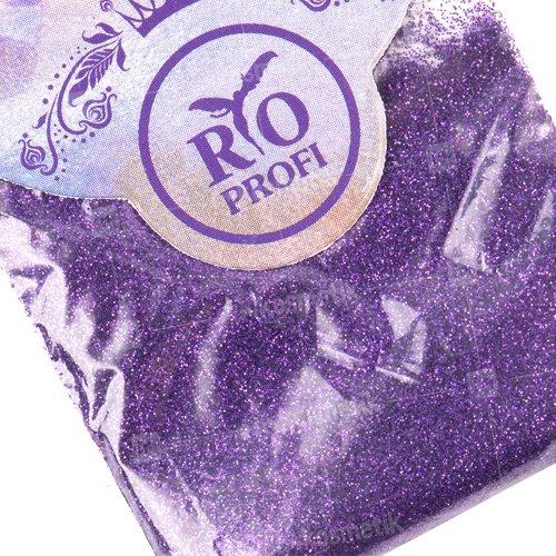 Rio Profi, Зеркальная втирка - Сиреневый В0808 (3 гр.)Зеркальная втирка<br>Зеркальная втиркаЗвездная пыль в пакете<br>