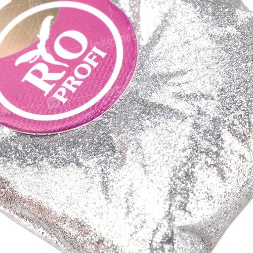Rio Profi, Зеркальная втирка - Серебро B0100 (3 гр.)Зеркальная втирка<br>Зеркальная втиркаЗвездная пыль в пакете<br>