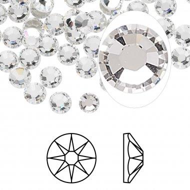 Rio Profi, Стразы SW Crystal (SS3, 40шт.)Стразы<br>Стразы SW Crystal, 1мм.<br>