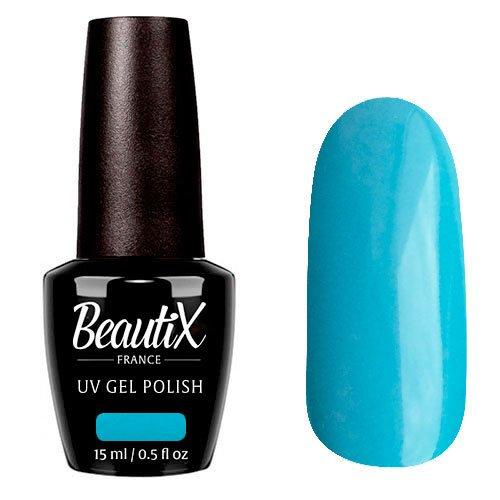 Beautix, Гель-лак №342 (15 мл.)Beautix<br>Гель-лак, голубой, глянцевый, плотный<br>