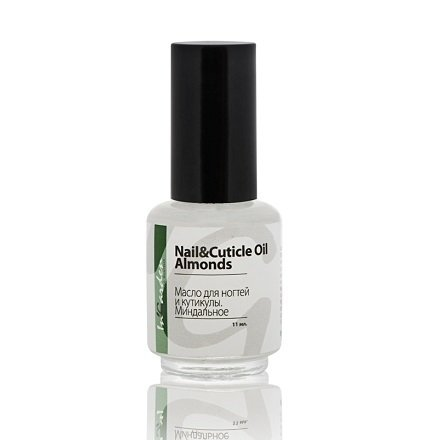 InGarden, Nail&amp;Cuticle Oil 11 ml (масло для ногтей и кутикулы, миндаль)Масла для кутикулы<br>Витаминизированное масло для ногтей, замедляет рост кутикулы. Объем11 ml<br>