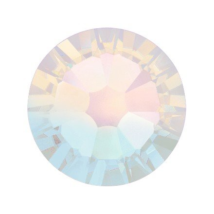 Swarovski Elements, стразы White Opal 1,8 мм (30 шт)Стразы<br>Swarovski Elements диаметром 1,8 мм для неповторимого, сияющего маникюра.<br>
