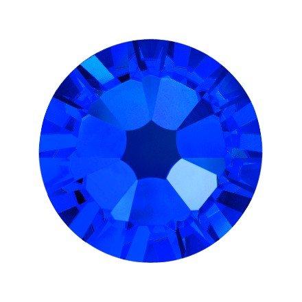 Swarovski Elements, Cтразы Cobalt 1,8 мм (30 шт)Стразы<br>Swarovski Elements диаметром 1,8 мм для неповторимого, сияющего маникюра.<br>