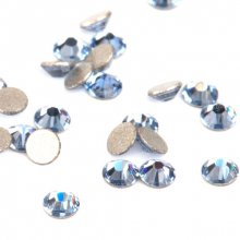 Swarovski Elements, Cтразы Light Sapphire 1,8 мм (30 шт)