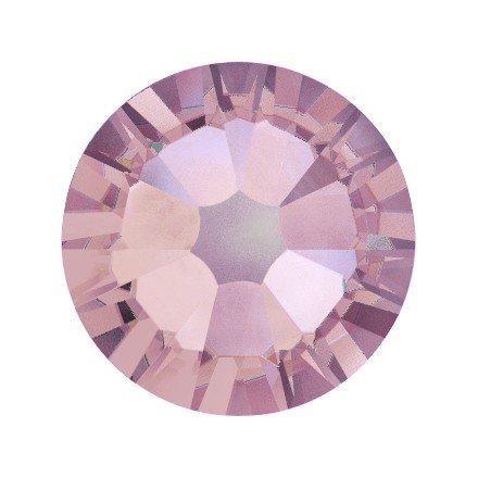 Swarovski Elements, Стразы Vintage Rose 1,8 мм (30 шт)Стразы<br>Swarovski Elements диаметром 1,8 мм для неповторимого, сияющего маникюра.<br>