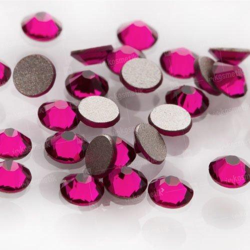 Swarovski Elements, Cтразы Ruby 2,8 мм (30 шт)Стразы<br>Swarovski Elements диаметром 2,8 мм для неповторимого, сияющего маникюра.<br>