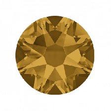Swarovski Elements, стразы Topaz 2,8 мм (30 шт)Стразы<br>Swarovski Elements диаметром 2,8 мм для неповторимого, сияющего маникюра.<br>