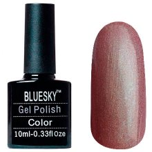 Bluesky Шеллак, цвет № 80625 Patina Buckle 10ml