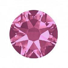 Swarovski Elements, стразы Rose 2,8 мм (30 шт)Стразы<br>Swarovski Elements диаметром 2,8 мм для неповторимого, сияющего маникюра.<br>
