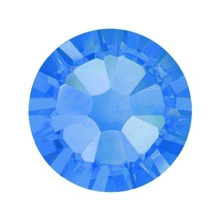 Swarovski Elements, стразы Sapphire 1,8 мм (30 шт)Стразы<br>Swarovski Elements диаметром 1,8 мм для неповторимого, сияющего маникюра.<br>
