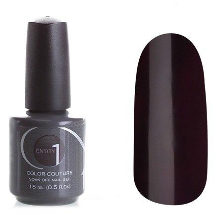 Entity One Color Couture, цвет № 7650 Cheongsam Silk 15 mlColor Couture Entity One<br>Гель-лак, темный дымчато-фиолетовый, без блесток и перламутра, плотный<br>