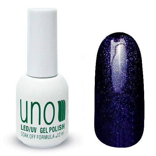 Uno, Гель-лак Rock Star - Рок-звезда №212 (12 мл.)Uno <br>Гель лак, темного фиолетового цвета, с мелкими мерцающими частицами,плотный.<br>