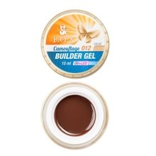 F.O.X, Камуфлирующий гель Cover Camouflage Builder Gel 012 (15 ml.)