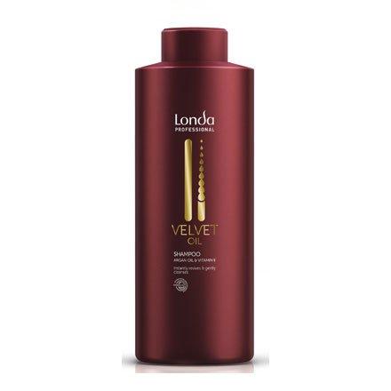 Londa, Velvet Oil Shampoo - Шампунь с аргановым маслом (1000 мл.)Шампуни<br>Деликатно очищает и способствует мгновенному обновлению волос любого типа.<br>