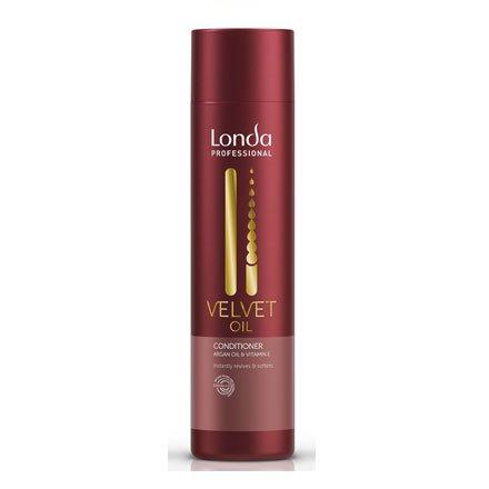 Londa, Velvet Oil Conditioner - Кондиционер с аргановым маслом (250 мл.)Бальзамы и Кондиционеры<br>Способствует мгновенному обновлению волос любого типа<br>