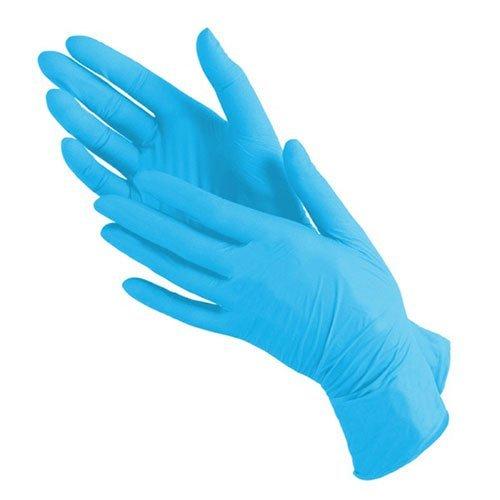 Benovy, Перчатки нитриловые, голубые (размер М, 10шт).Перчатки<br>Перчатки нитриловые, голубые (размер М,10 шт.)<br>