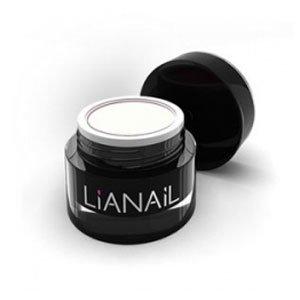 Lianail, Гелевая краска для объемных дизайнов - Иллюзия MTCG-023 (5 мл.)Гель краски Lianail<br>Гелевая краска для объемных дизайнов Иллюзия, белый цвет,с липким слоем<br>