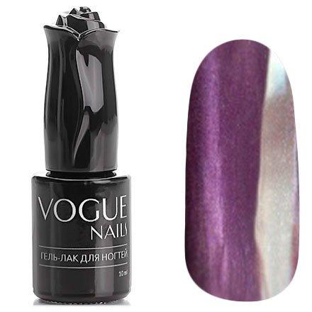 Vogue Nails, Гель-лак кошачий глаз - Магический аметист №008 (10 мл.)Vogue Nails<br>Гель-лак,фиолетовый с эффектом кошачий глаз, плотный<br>
