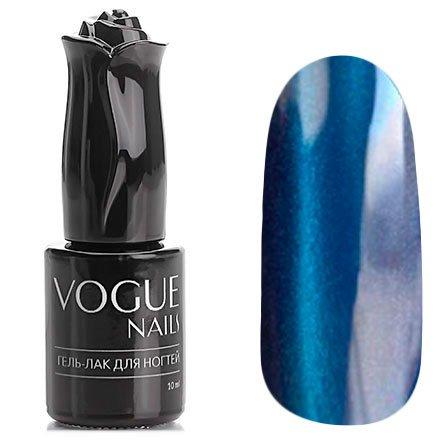 Vogue Nails, Гель-лак кошачий глаз - Королевский сапфир №013 (10 мл.)Vogue Nails<br>Гель-лак,насыщенный синийс эффектом кошачий глаз, плотный<br>