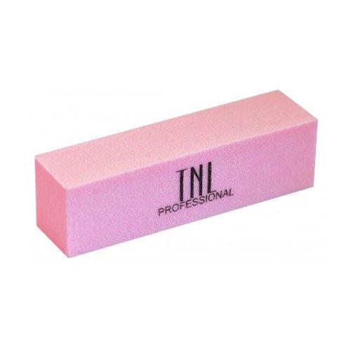 TNL, Баф (розовый) в индивидуальной упаковке, улучшенныйПолировщики и баффы<br>Шлифовщик для натуральных ногтей (розовый), улучшенный<br>