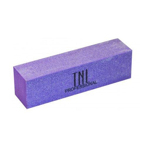 TNL, Баф (фиолетовый) в индивидуальной упаковке, улучшенныйПолировщики и баффы<br>Шлифовщик для натуральных ногтей (фиолетовый), улучшенный<br>