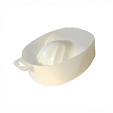 TNL, Ванночка для маникюра (белая)Ванночки для парафина<br>Ванночка для маникюраиспользуется для предварительной подготовки ногтей к процедуре маникюра.<br>