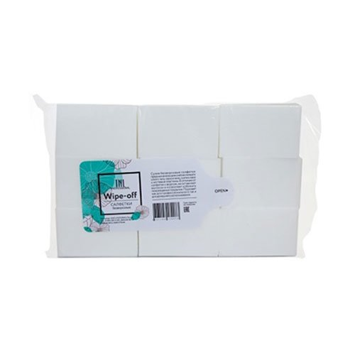 TNL, Салфетки безворсовые для снятия (900 шт./пакет) (TNL Professional (Корея))