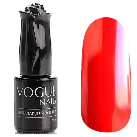 Vogue Nails, Гель-лак - Дольче вита №105 (10 мл.)Vogue Nails<br>Гель-лак,светло-красный, без блесток и перламутра, плотный<br>