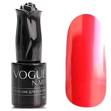 Vogue Nails, Гель-лак - Символ любви №106 (10 мл.)Vogue Nails<br>Гель-лак,классический красный, без блесток и перламутра, плотный<br>