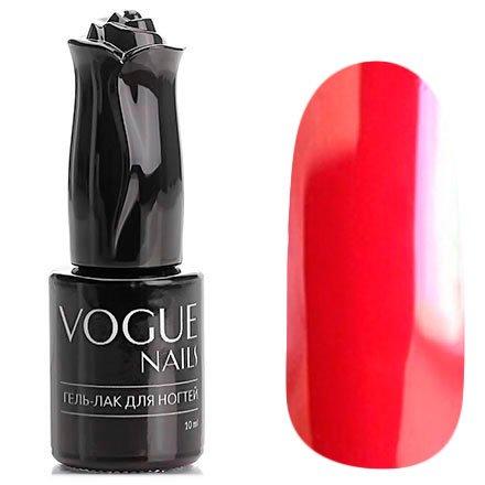 Vogue Nails, Гель-лак - Зимняя вишня №107 (10 мл.)