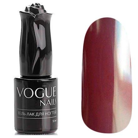 Vogue Nails, Гель-лак - Тайная встреча №109 (10 мл.)Vogue Nails<br>Гель-лак,малиново-бордовый, без блесток и перламутра, плотный<br>