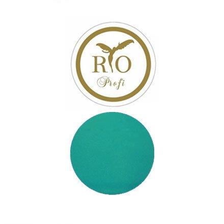 Rio Profi, Акриловая пудра Термо эффект (малахит, 3 гр.)Акриловая пудра Rio Profi<br>Меняет интенсивность цвета, от нежно светлого(тепло) до яркого и насыщенного(холод).<br>