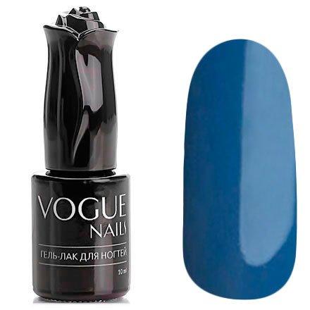 Vogue Nails, Гель-лак - Волнующая интрига №138 (10 мл.)Vogue Nails<br>Гель-лак,цвет морской волны, без блесток и перламутра, плотный.<br>