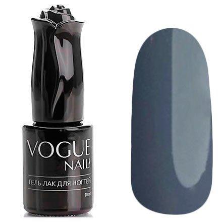 Vogue Nails, Гель-лак - Позднее свидание №140 (10 мл.)Vogue Nails<br>Гель-лак,мокрый асфальт, без блесток и перламутра, плотный<br>