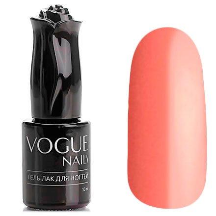 Vogue Nails, Гель-лак - Ажурный корсет №150 (10 мл.)Vogue Nails<br>Гель-лак, оранжево-персиковый, без блесток и перламутра, плотный<br>