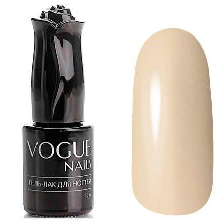 Vogue Nails, Гель-лак - Кружевной топ №157 (10 мл.)Vogue Nails<br>Гель-лак, бежево-серый, без блесток и перламутра, плотный<br>