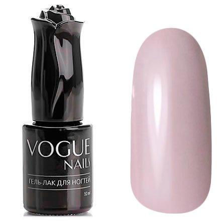 Vogue Nails, Гель-лак - Элегантное платье №162 (10 мл.)Vogue Nails<br>Гель-лак, серо-розовый, без блесток и перламутра, плотный<br>