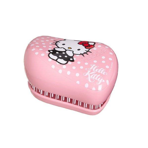 Tangle Teezer, Расческа Compact Styler Hello Kitty PinkРасчески Tangle Teezer<br>Профессиональная расческа для волос.<br>