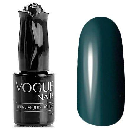 Vogue Nails, Гель-лак - Изумрудный перелив №194 (10 мл.)Vogue Nails<br>Гель-лак, глубокий изумрудно-зеленый, без блесток и перламутра, плотный<br>