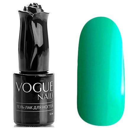 Vogue Nails, Гель-лак - Сочная груша №208 (10 мл.)Vogue Nails<br>Гель-лак, светлый, мятно-зеленый, без блесток и перламутра, плотный<br>