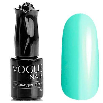 Vogue Nails, Гель-лак - Мохито №215 (10 мл.)Vogue Nails<br>Гель-лак, мятно-зеленый, без блесток и перламутра, плотный<br>
