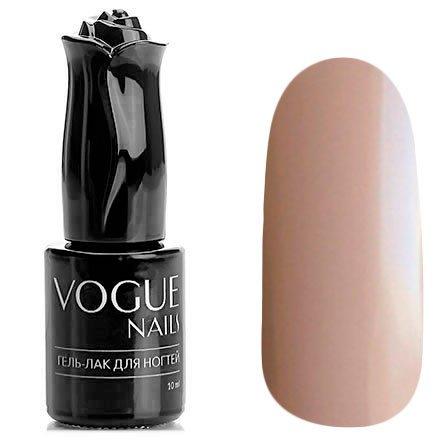 Vogue Nails, Гель-лак - Марачино №303 (10 мл.)Vogue Nails<br>Гель-лак, светло-персиковый, без блесток и перламутра, плотный<br>